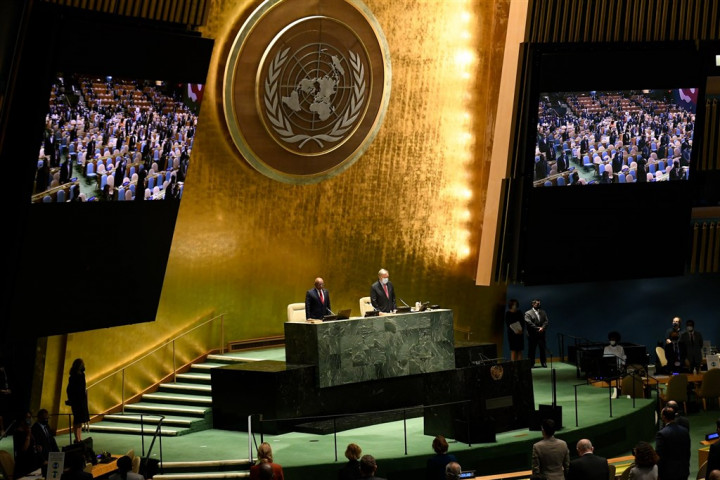 Three allies urge Taiwan's inclusion in U.N. system