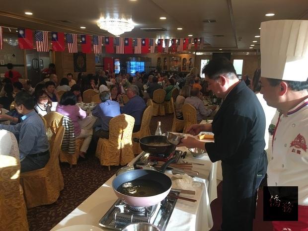臺灣美食饗宴移師波特蘭 迴響熱烈