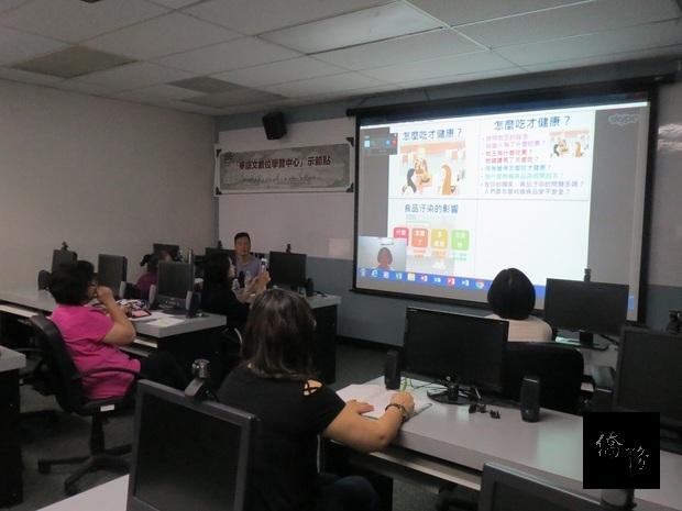 休士頓華文教師遠距提升教學知能