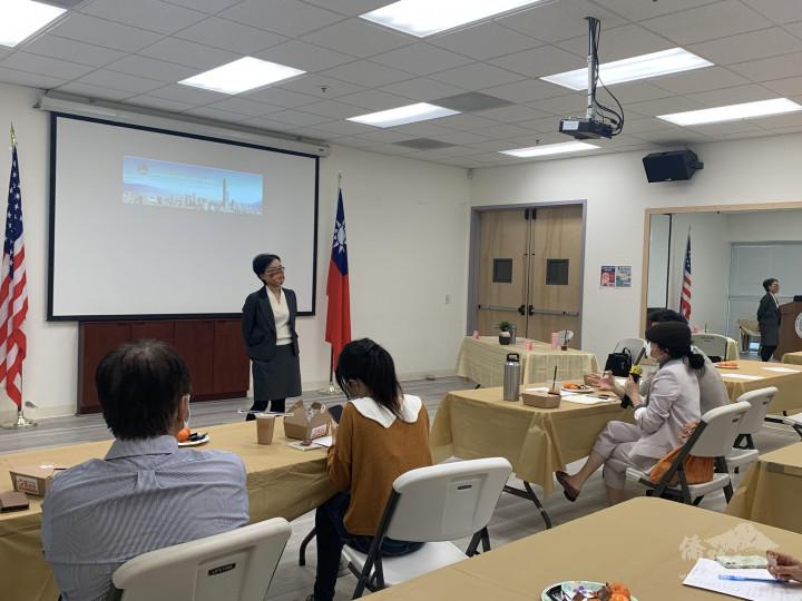 舊金山灣區i臺灣體驗營 提供青年返臺創業投資訊息