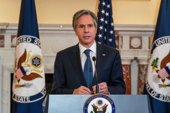 Taipei thanks Blinken for backing Taiwan's participation in U.N.