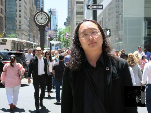 Digital minister highlights Taiwan's democracy, open governance