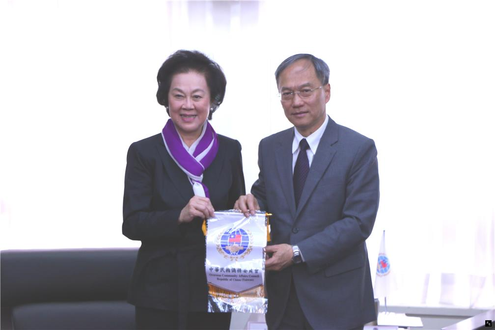 Minister Wu Hopes Malaysia's HMI Helps Promote Taiwan's Medical Care