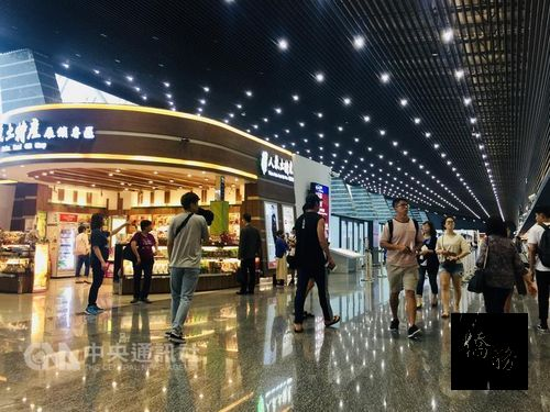 Taoyuan airport to launch baggage drop-off service in October