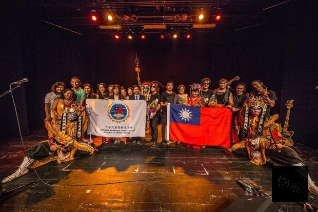 國慶文化訪問團於瑞士演出盛大開場。