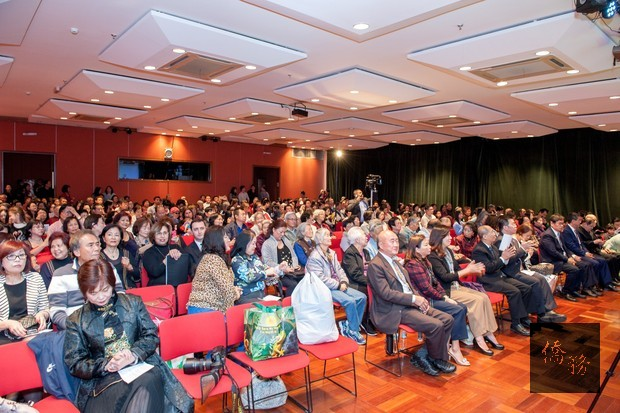 巴西僑社各界代表踴躍出席雙十國慶民歌演唱會活動。