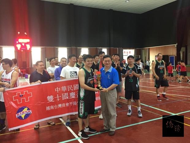 越南臺商總會體育賽事接連辦    歡慶雙十
