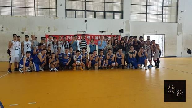 河內商會國慶盃籃球賽開打   臺商以球會友