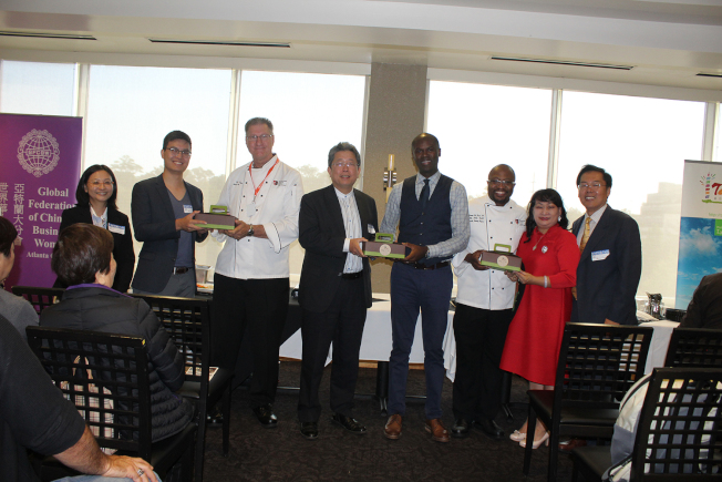 Master Chefs Visit Atlanta to Pass on Taiwanese Culinary Art