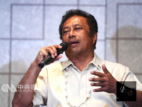 Friendship earned, not forced: Palau president