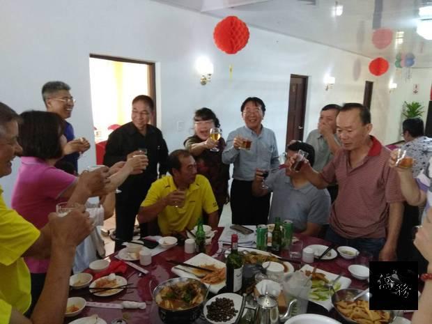 南非大新堡僑界成立急難救助協會 吳秉勳接任會長