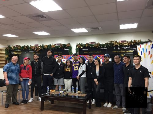 Philippine celebrities to play basketball with OFWs in Taiwan