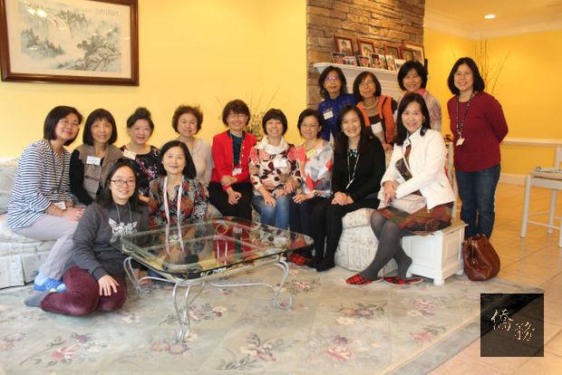 亞城美東南北一女校友會歡慶20周年 黃瀅如接棒
