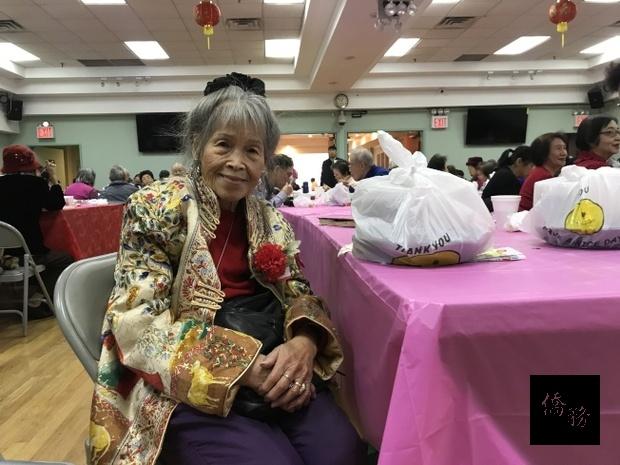 紐約93歲華僑王玉英分享長壽秘訣 少吃飯、保持樂觀