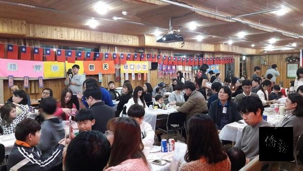 在韓臺灣婦女年終歡聚 家鄉味解饞