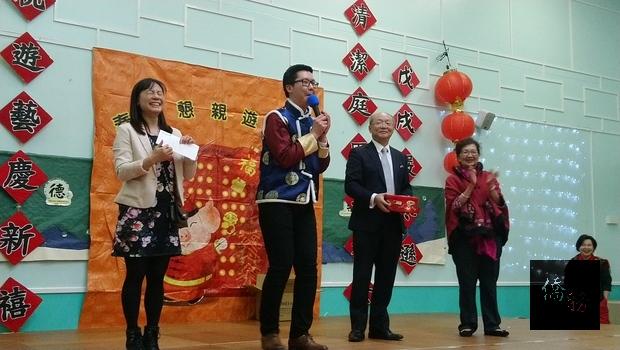 倫敦中華學校春節遊藝會 感受年節氣氛