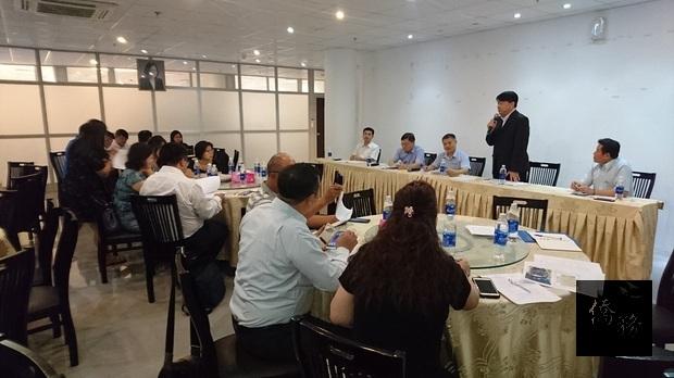 越南僑界積極籌辦 2018年春訪團演出