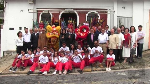 聖保羅全真道院慶祝媽祖聖誕