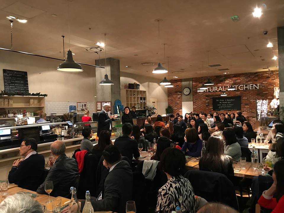 Taiwanese Chamber of Commerce in England and Taiwanese Chamber of Commerce in England - Junior Chapter held 2017 Christmas Dinner and Whisky Tasting