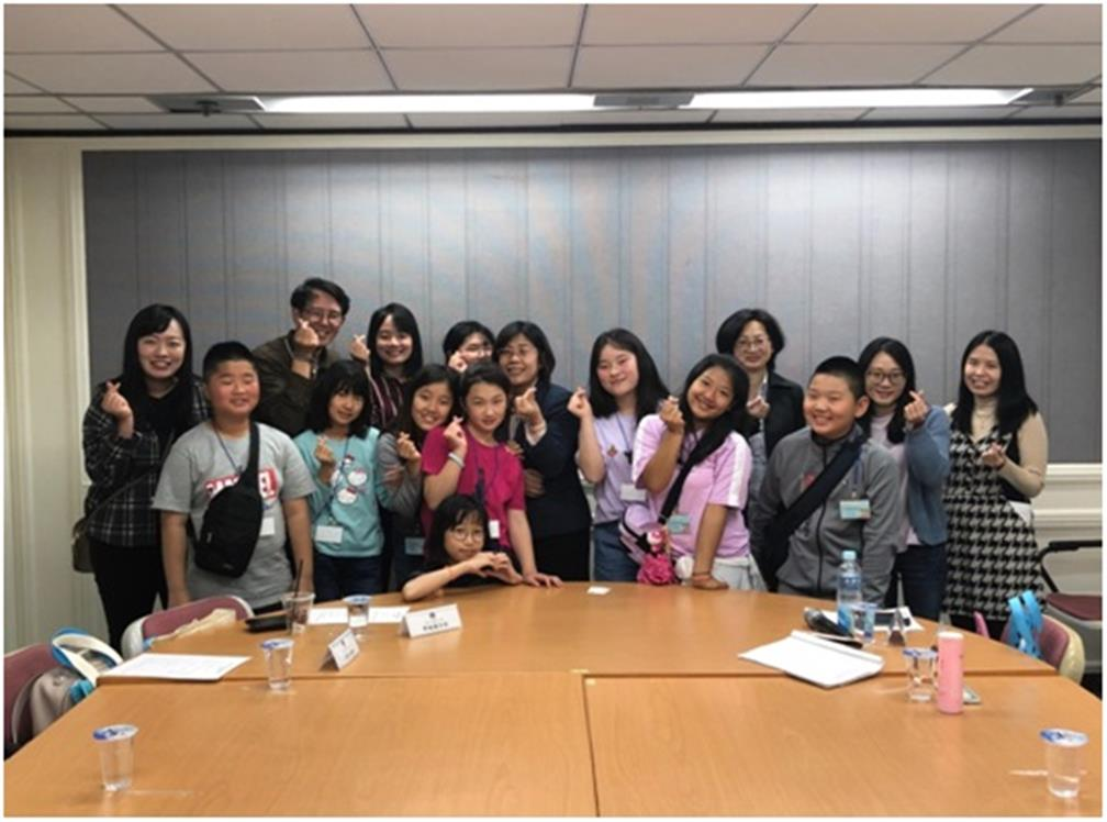 Busan Overseas Chinese Primary School Graduation Trip in Taiwan