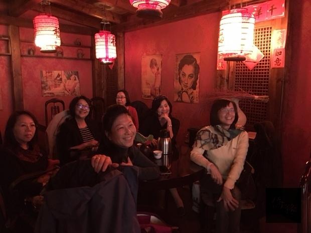 臺灣美食國際巡迴講座德國第三場次由德中商會及德華婦女會主辦